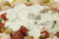 Receta del martes: ensalada de bogabante con aliño de lima
